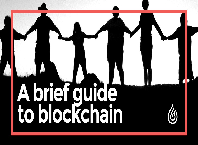 A Brief Introduction To Blockchain For Normal People
