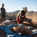 High Potential in Kimberley Mine Dumps