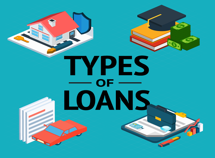 The Different Types of Loans